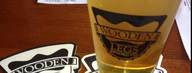 Wooden Legs Brewing Company is one of Places To Visit.