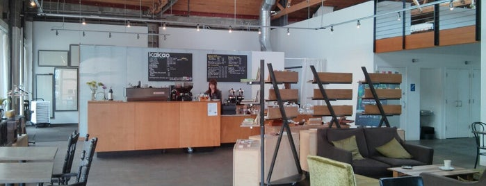 Kakao is one of Seattle Coffee.