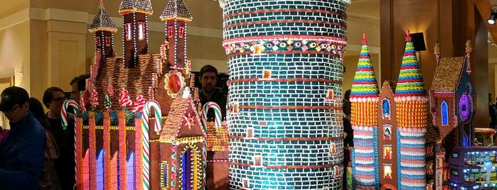 JDRF Gingerbread Village is one of #2daysinSeattle.
