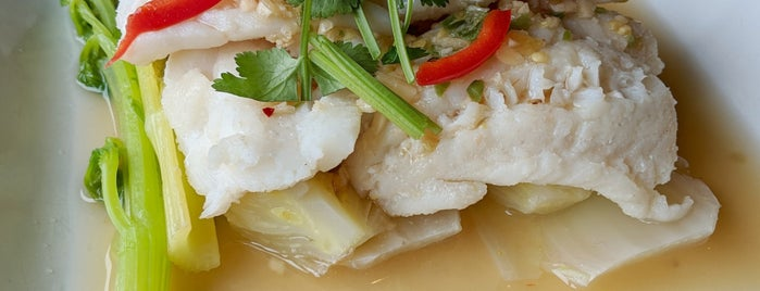 Sukho Thai is one of The 15 Best Fancy Places in Bellevue.
