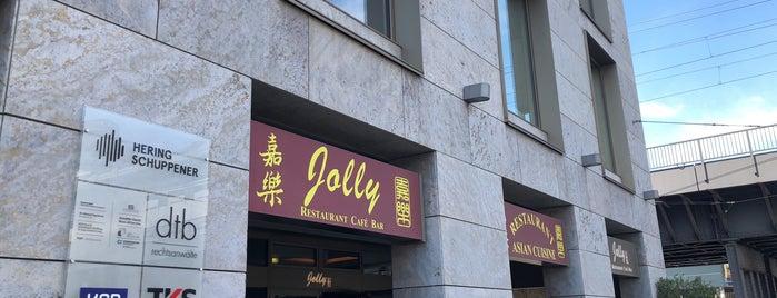 Jolly is one of Berlin.