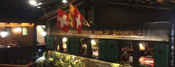 L'Edelweiss is one of Cool spots in Geneva.
