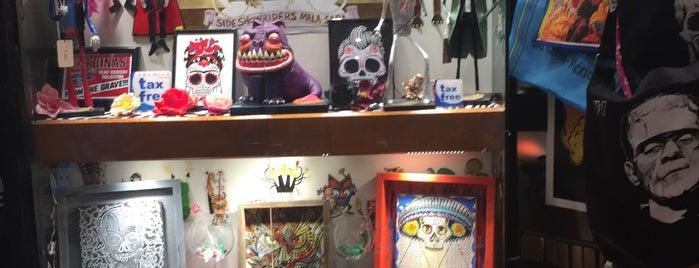 Chopper Monster is one of De tiendas frikis.