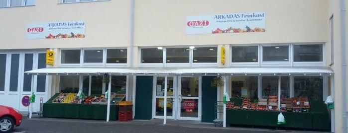 Arkadas Feinkost is one of Türkische Supermärkte.