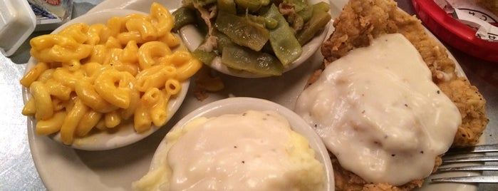 Norma's Cafe is one of Dallas Restaurants List#1.