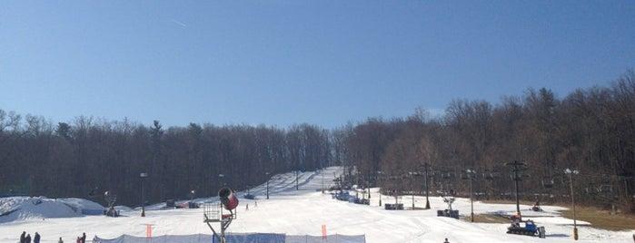Spring Mountain Ski Area is one of Ski Bum (Worldwide).