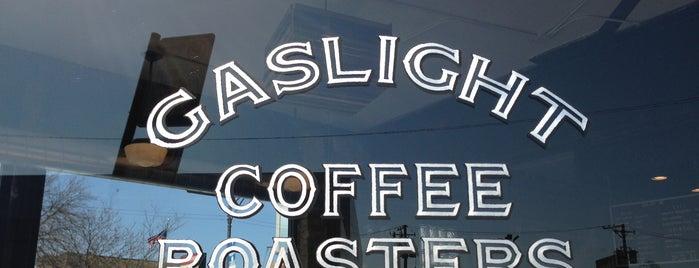 Gaslight Coffee Roasters is one of #ThirdWaveWichteln Coffee Places.