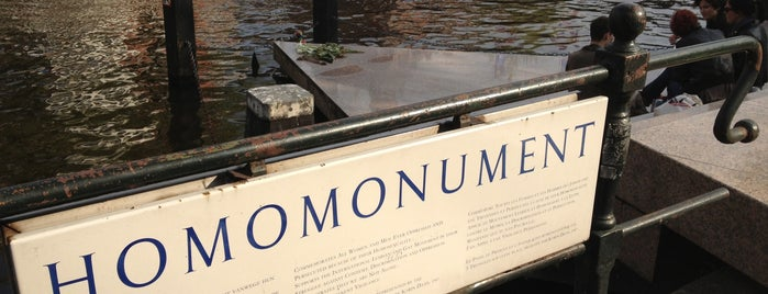 Homomonument is one of The Best Of....