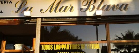 La Mar Blava is one of A comer y a beber.