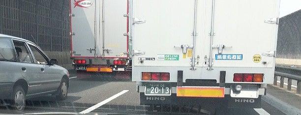 外環浦和IC is one of 高速道路.
