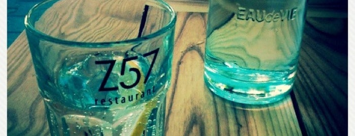 Z57 is one of Good food in Warsaw.