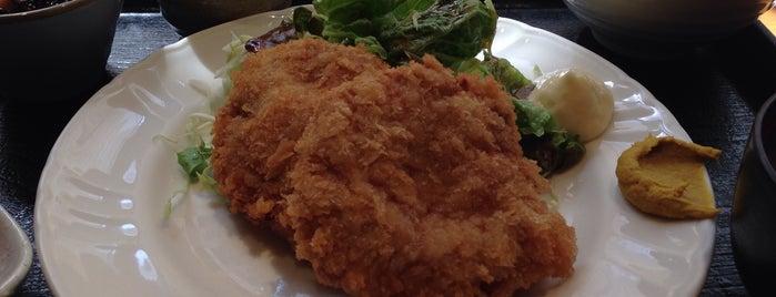 shibuya もへい is one of 500 yen lunch.