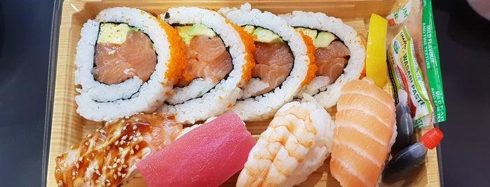 Cherry Blossum Sushi is one of Japanese Restaurants in Adelaide.