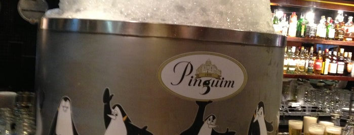 Pinguim is one of Places I use to go.