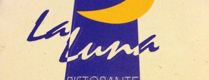 La Luna is one of Restopass 2014.
