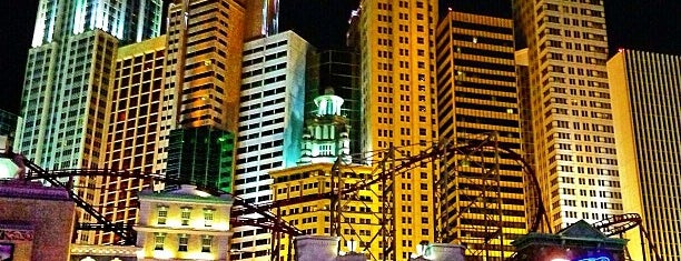 New York-New York Hotel & Casino is one of Las Vegas.