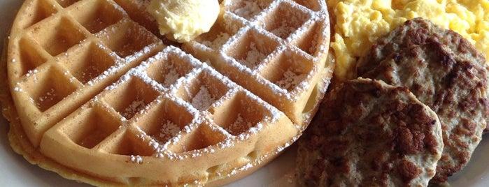 The Egg & I Restaurants is one of Houston Good Foods.