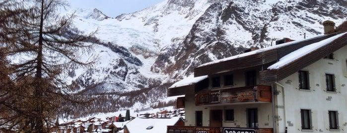 The Legendary POPCORN! Bar is one of zermatt.