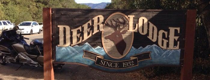 Deer Lodge is one of Best Bars in the U.S..