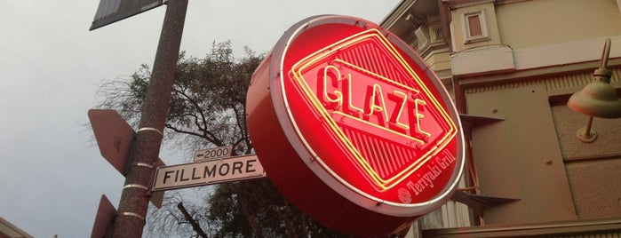 Glaze Teriyaki is one of San Francisco.