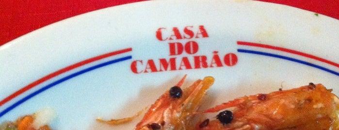 Casa do Camarão is one of Dicas.