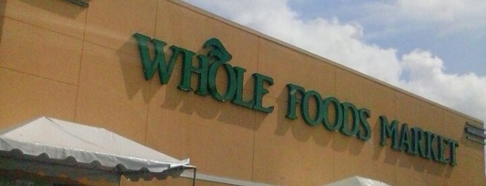 Whole Foods Market is one of Vegan's Survival Guide to Houston.