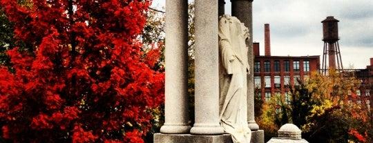 Oakland Cemetery is one of Atlanta Metro.