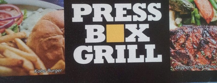 Press Box Grill is one of The 9 Best Places for a Buffalo Style in Dallas.