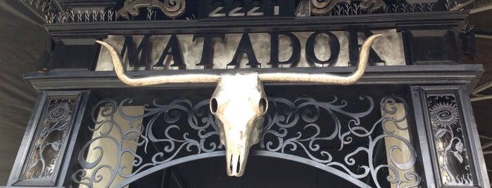 The Matador is one of Northwest Washington.
