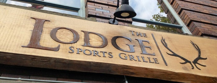 The LODGE Sports Grille - Stadium is one of French dips.