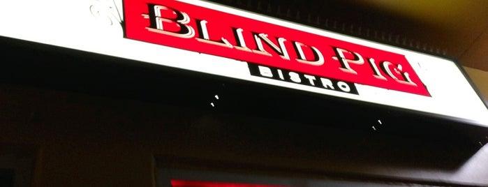 Blind Pig Bistro is one of #2daysinSeattle.