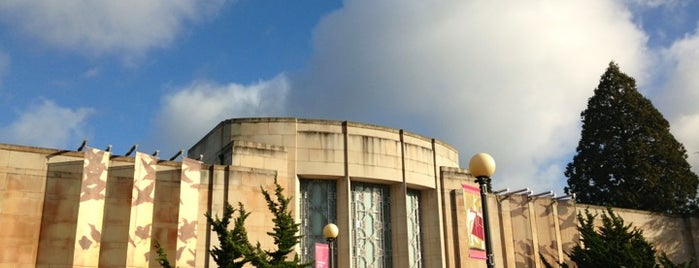 Seattle Asian Art Museum is one of Blitz Venues.