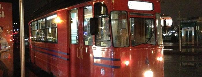 T3 - Tramvay Durakları