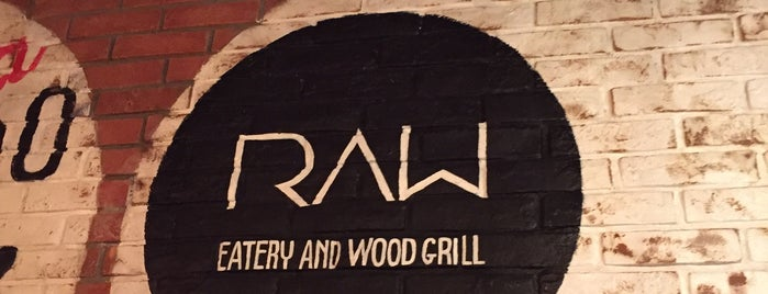 RAW Eatery and Wood Grill is one of Shanghai.