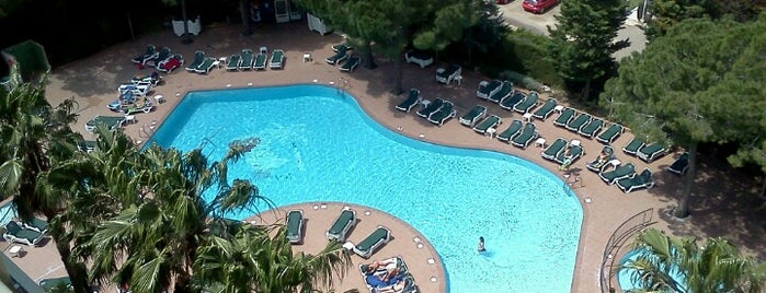 Golden Port Salou & Spa Hotel is one of Spain.