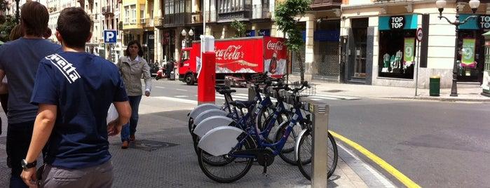 Estación de Bicicletas Bilbonbizi Zabalburu is one of Estaciones de Bicicletas Bilbonbizi.