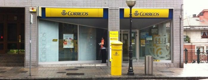 Oficinas de correos de bilbao for Oficina de correos tarragona