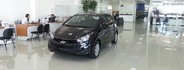 Saga - Concessionária Hyundai is one of Dealers.