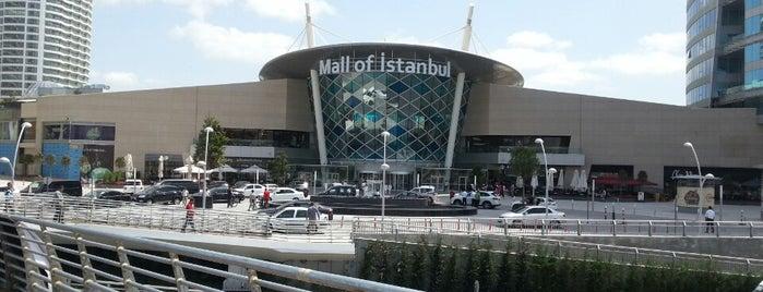 Mall of İstanbul is one of İstanbul'da En Çok Check-in Yapılan Mekanlar.