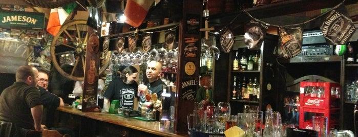 Merlin Irish Pub is one of prazsky bary / bars in prague.