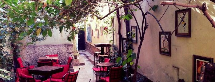 Monk's is one of Belgrad.