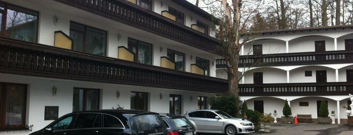 Hotel Barbarossahof Kaiserslautern is one of Chuck Approved! - Services.