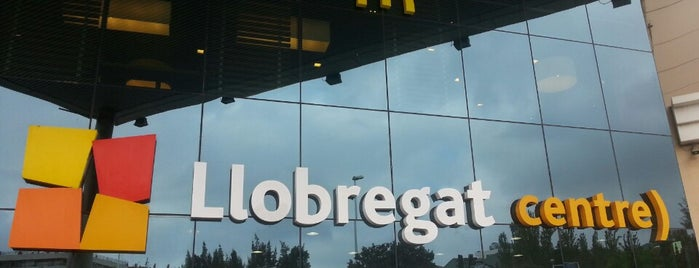 Llobregat Centre is one of Centros Comerciales.