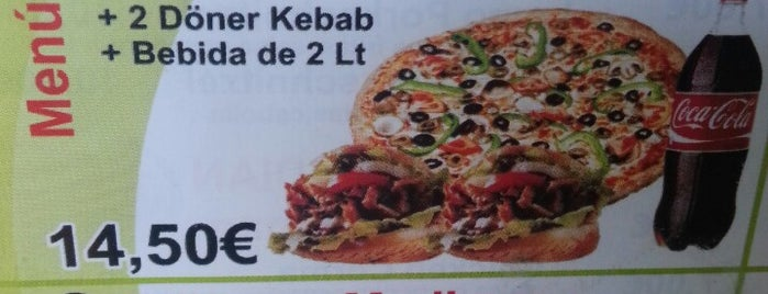 Pizza Virona is one of Lugares LH.