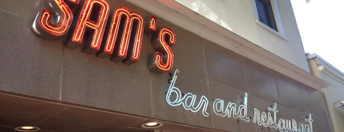Sam's Bar and Restaurant is one of Long Island.