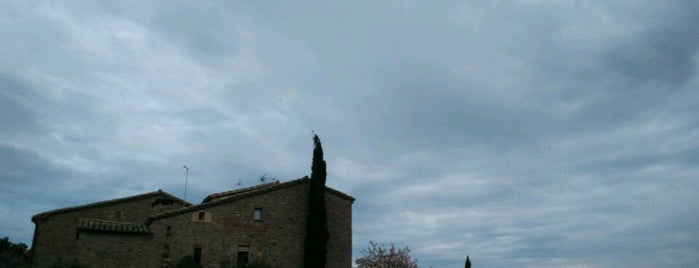 La Garriga De Castelladral is one of Mis hoteles favoritos.