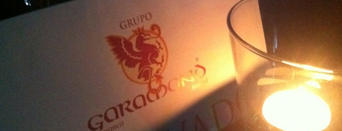 Garamond is one of Bares, qué lugares!!.