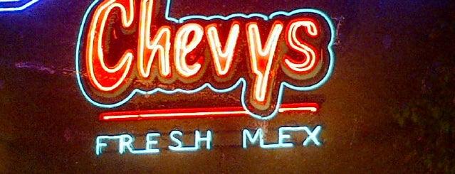 Chevys Fresh Mex is one of asdf.
