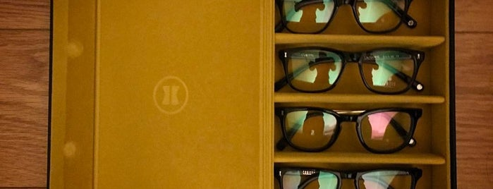 Cubitts is one of best eyeglass stores for four eyed fun.
