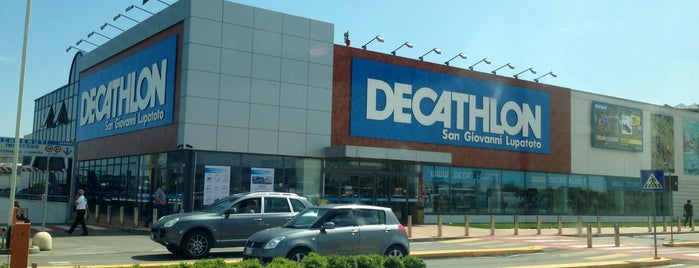 Decathlon San Giovanni Lupatoto is one of Veneto best places.